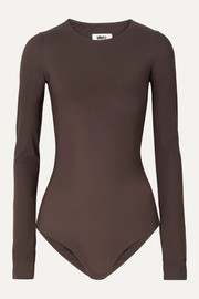 MM6 Maison Margiela Stretch-jersey bodysuit
