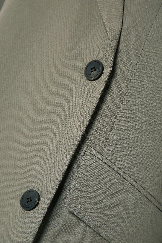 LE 17 SEPTEMBRE Oversized woven coat