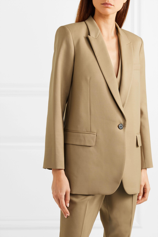Nili Lotan Diana wool-blend blazer