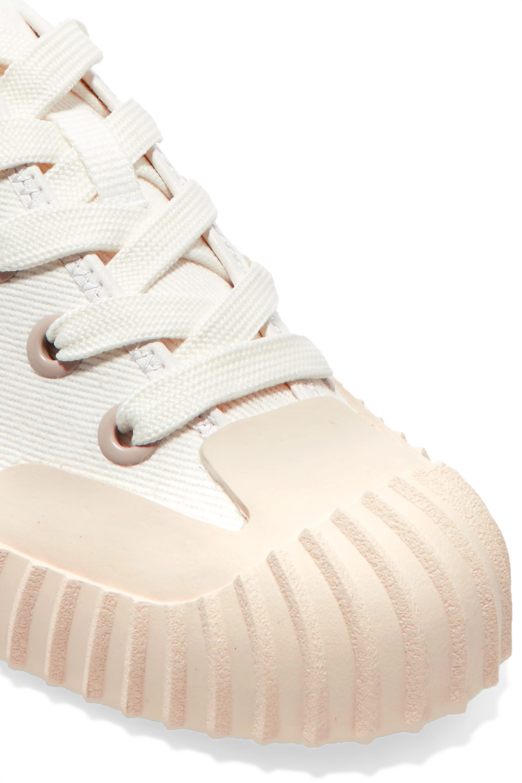 Acne Studios Cotton-canvas sneakers