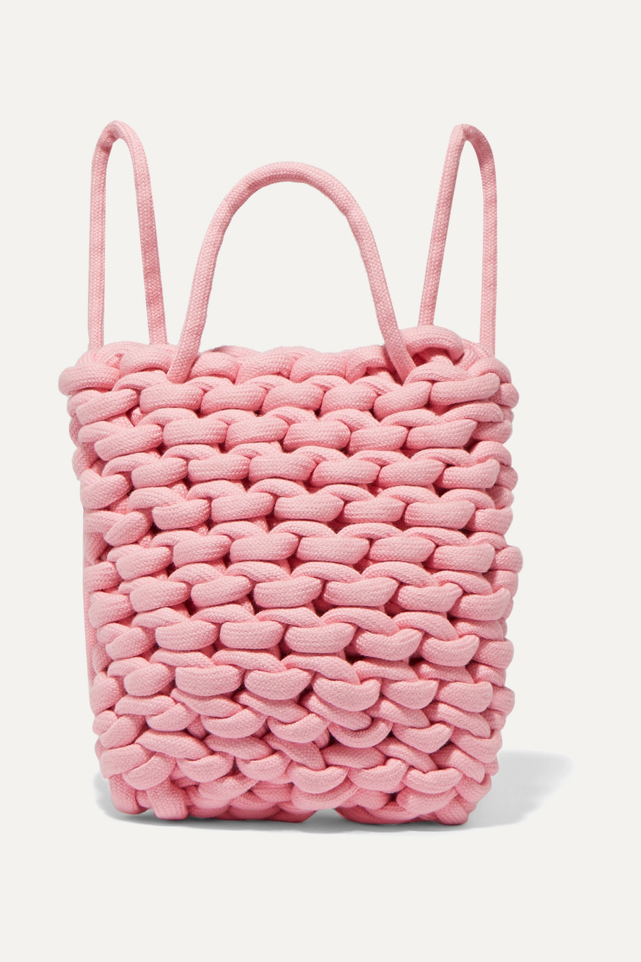 Alienina Kids Woven organic cotton backpack