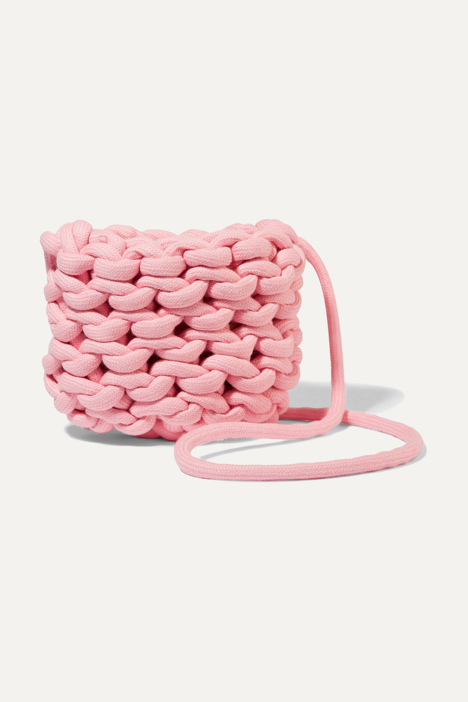 Alienina Kids Woven organic cotton shoulder bag