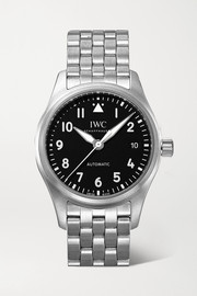 Pilot's Automatic 36mm stainless steel watch