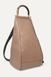 JW Anderson Wedge leather shoulder bag
