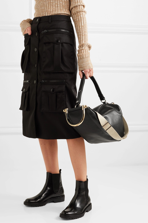 JW Anderson Wedge leather shoulder bag