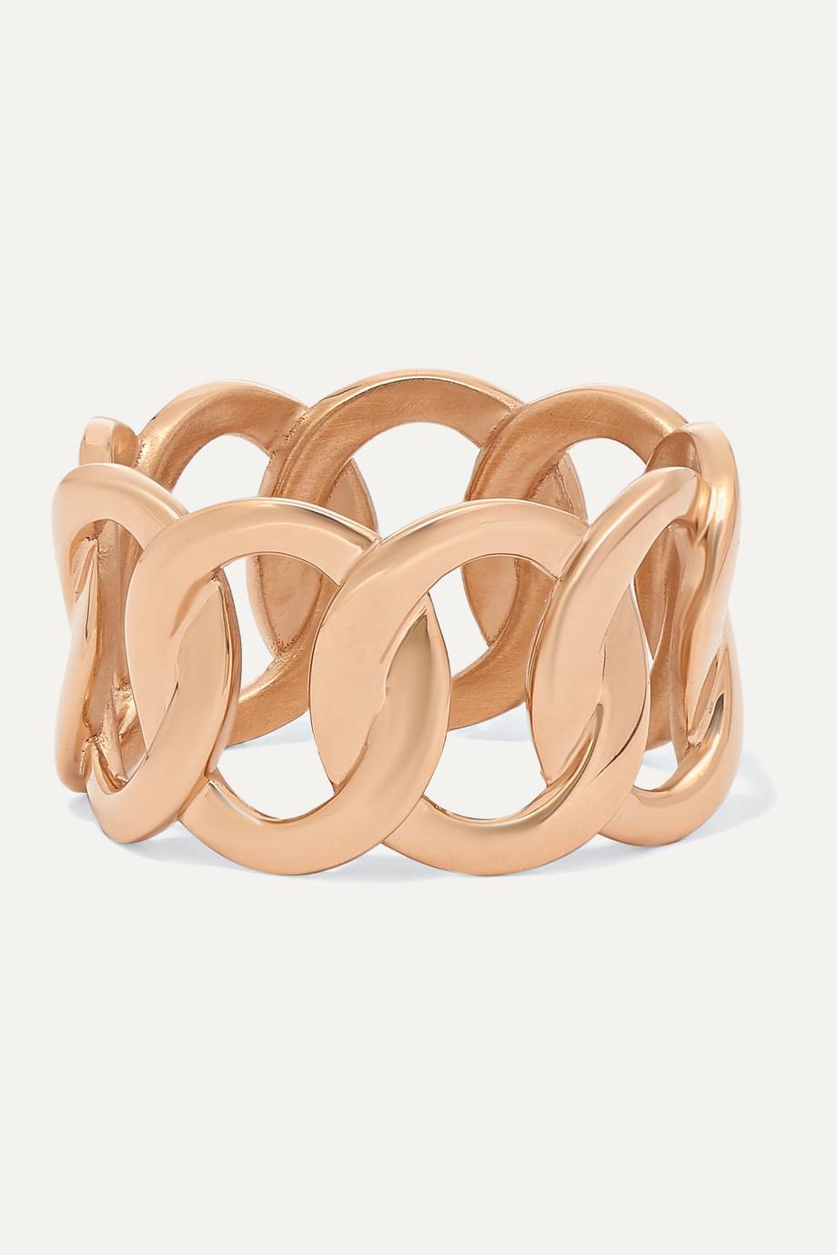 Pomellato Brera 18-karat rose gold ring