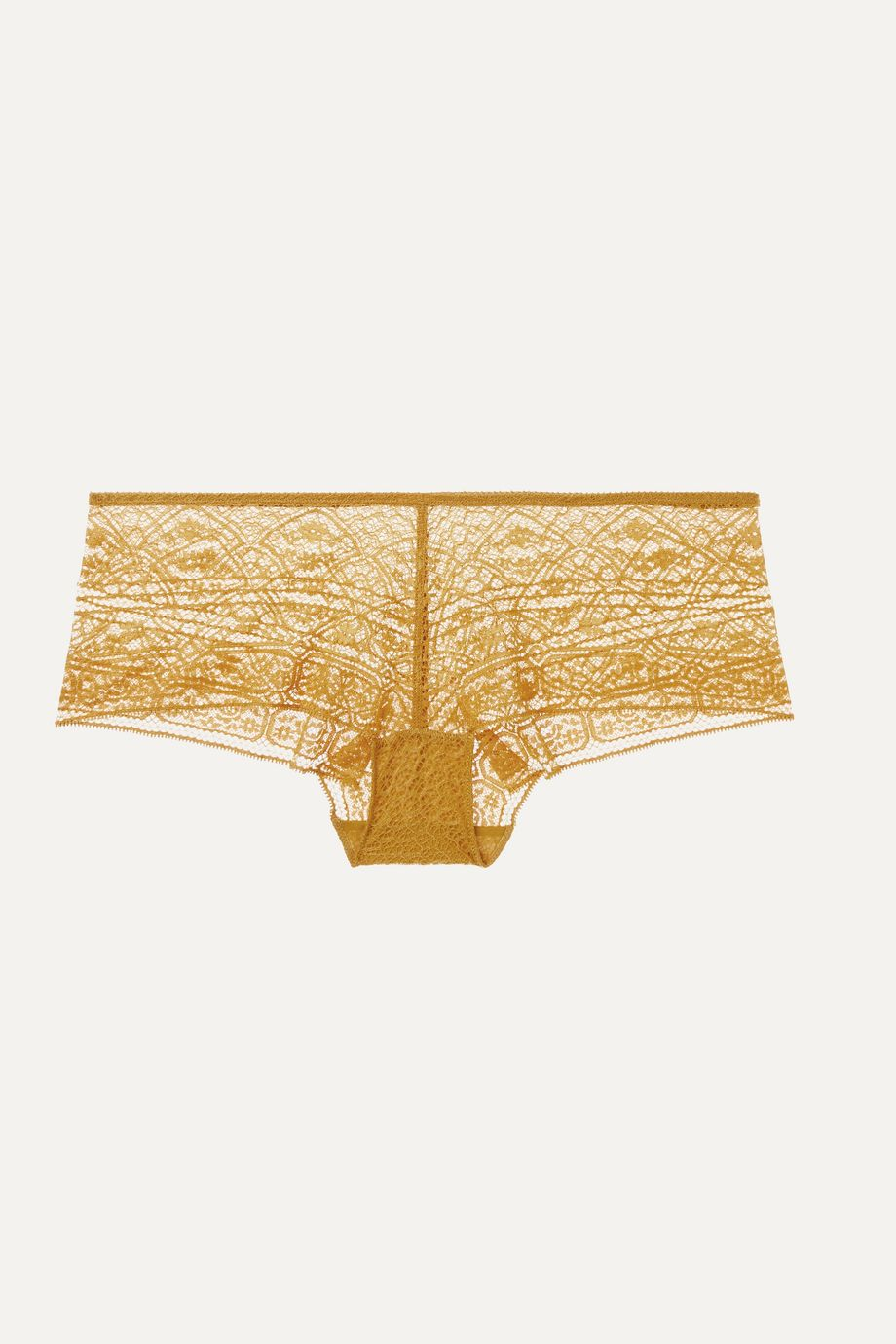 Eres Caraco stretch-lace boy shorts