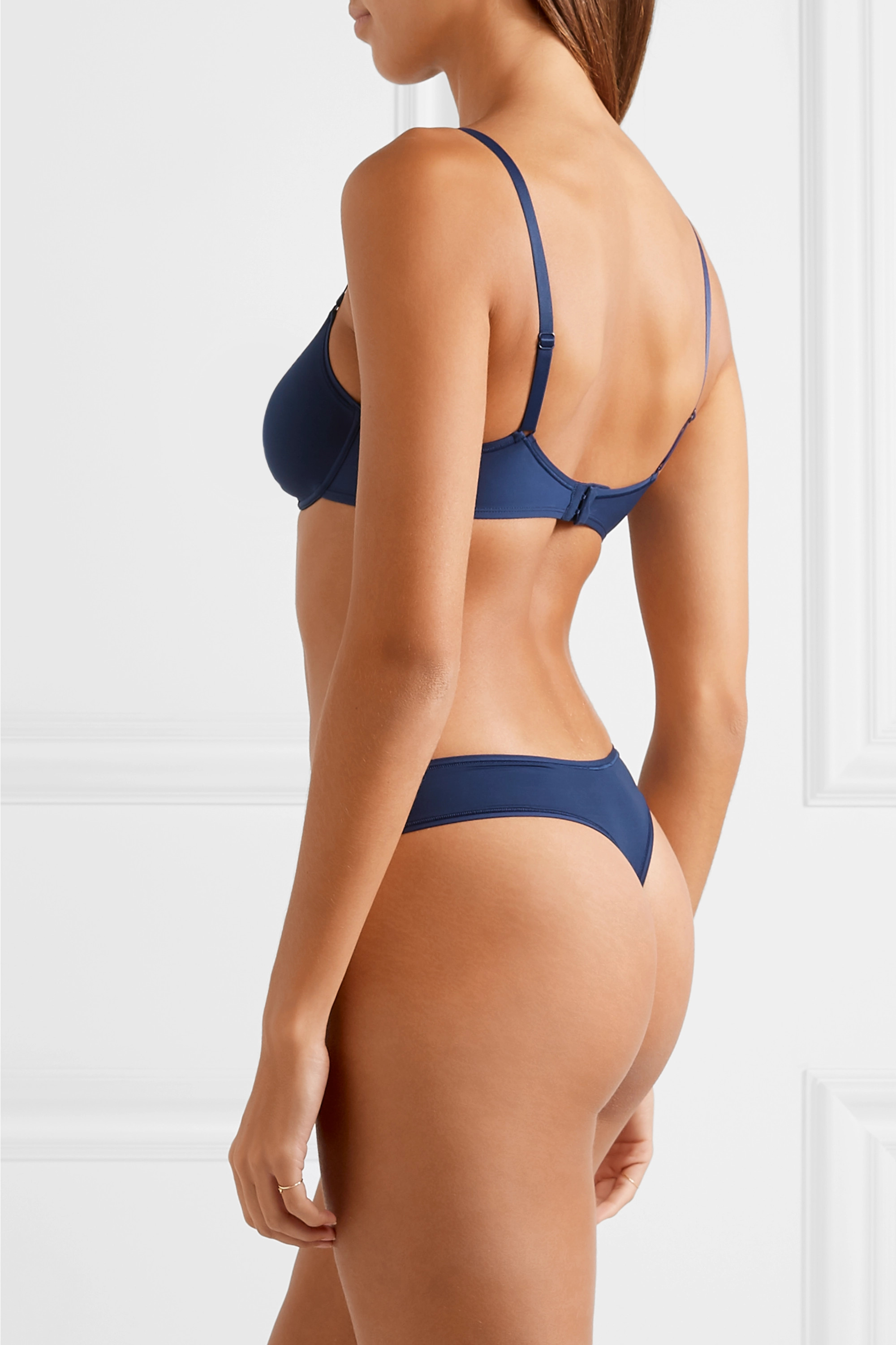 Eres Lumière Tricia stretch-jersey thong