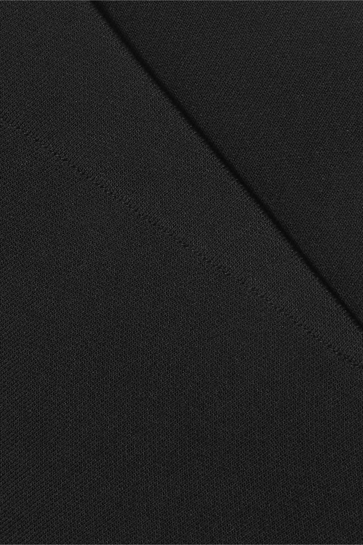 Roland Mouret One-shoulder crepe top