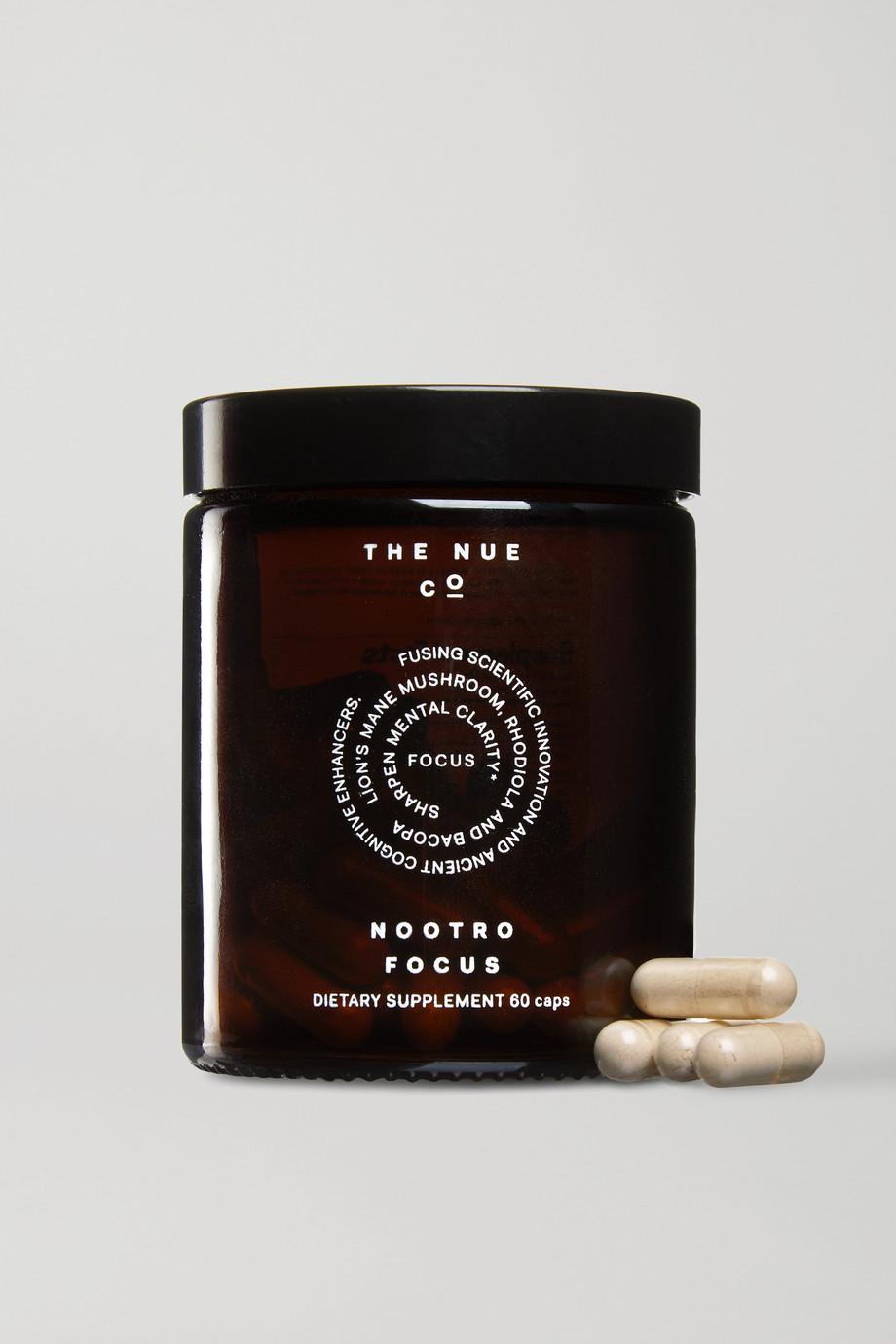 The Nue Co. Nootro-Focus (60 capsules)