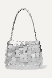 Paco Rabanne Sparkle 1969 paillette-embellished satin shoulder bag