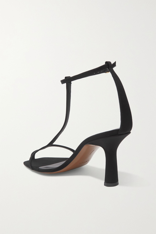 Neous Jumel 罗缎凉鞋
