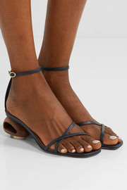Phippium leather sandals