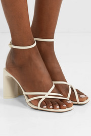 Barbosella leather sandals