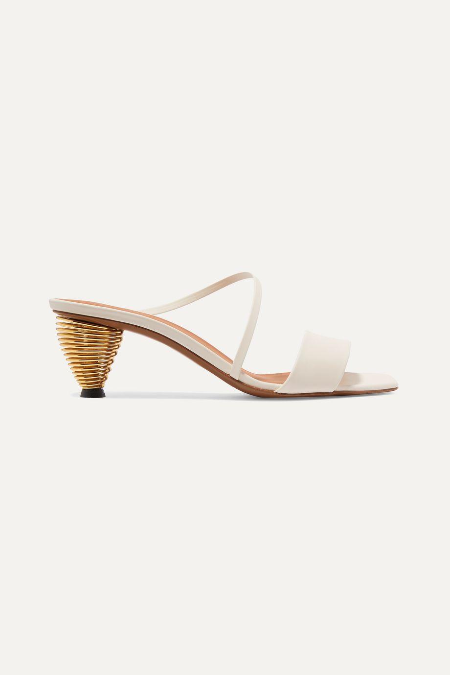 Neous Thallis leather sandals