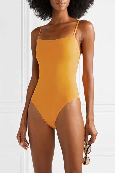 Les Essentiels Aquarelle swimsuit