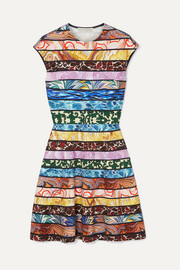 Mary Katrantzou Pinto printed stretch-jersey dress