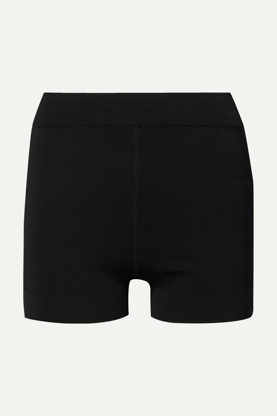 Alaïa Stretch-knit shorts