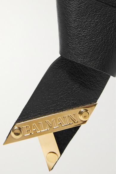 lace up in aliexpress best shoes Bandeau en cuir texturé