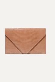 Envelope lizard clutch