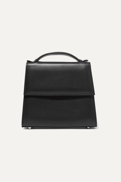 Small Leather Tote by Hunting Season
