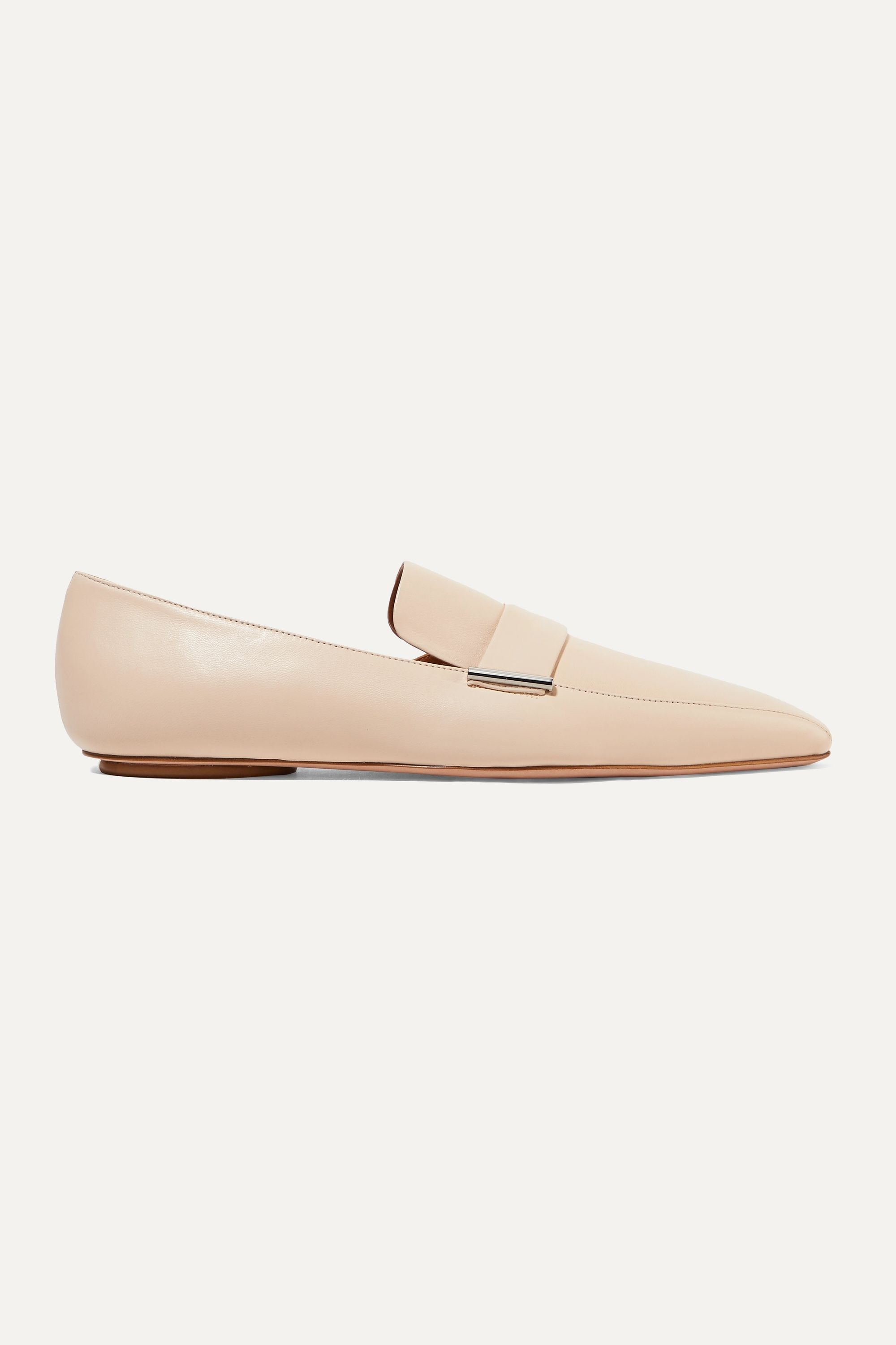 Rosetta Getty Leather loafers