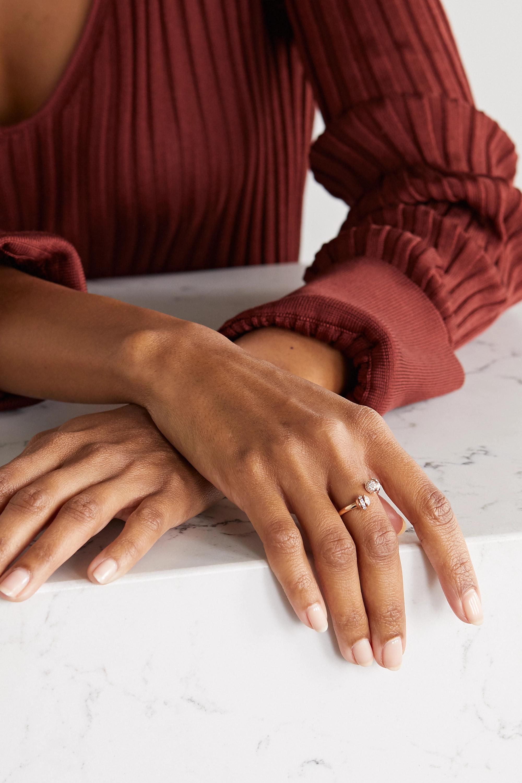 Piaget Possession 18-karat rose gold diamond ring