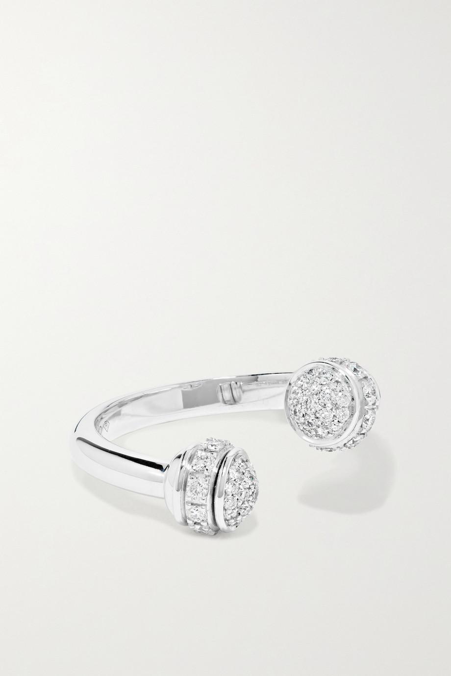 Piaget Possession Ring aus 18 Karat Weißgold mit Diamanten