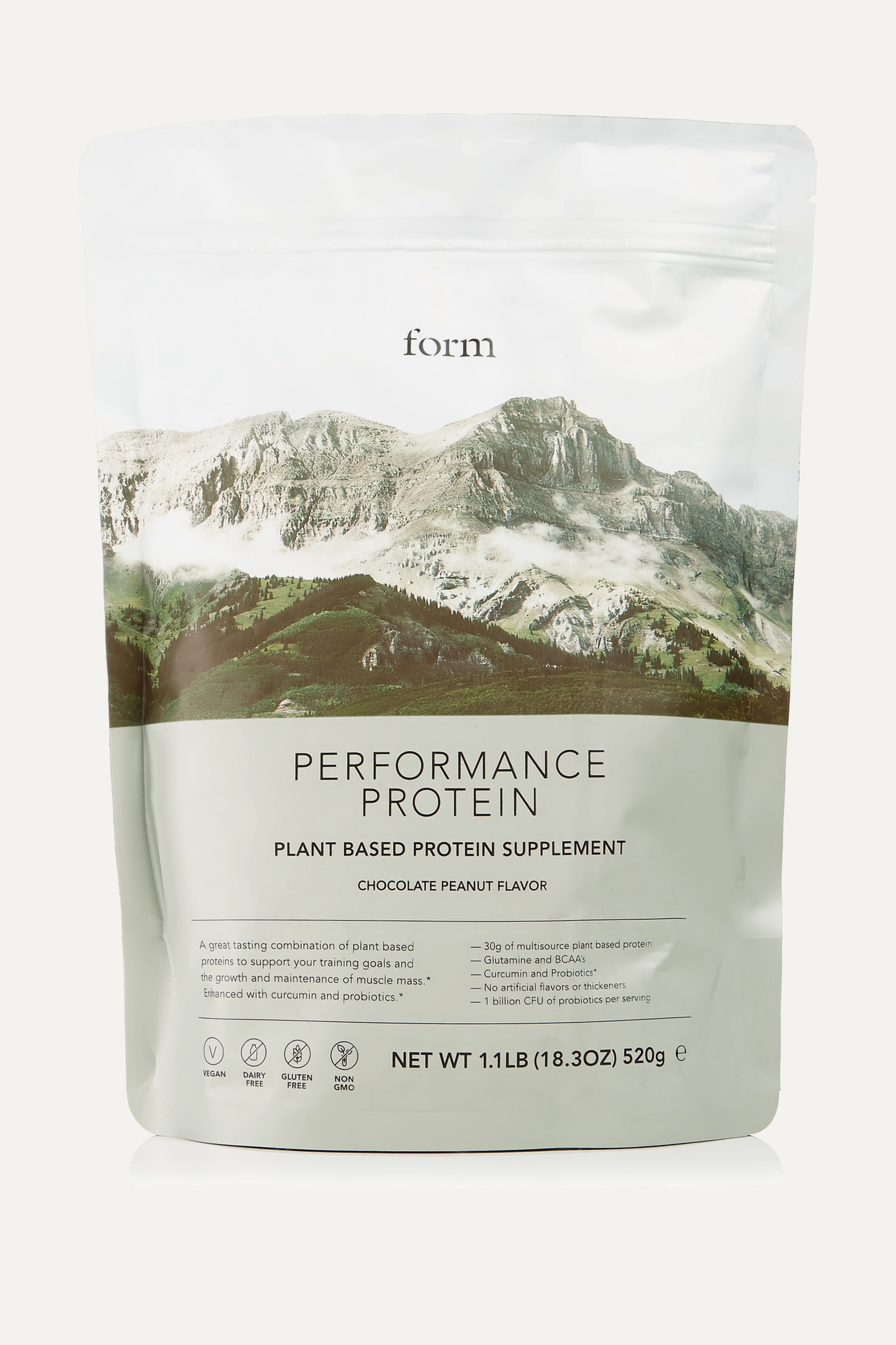 Form Nutrition Performance Protein - Chocolate Peanut, 520g