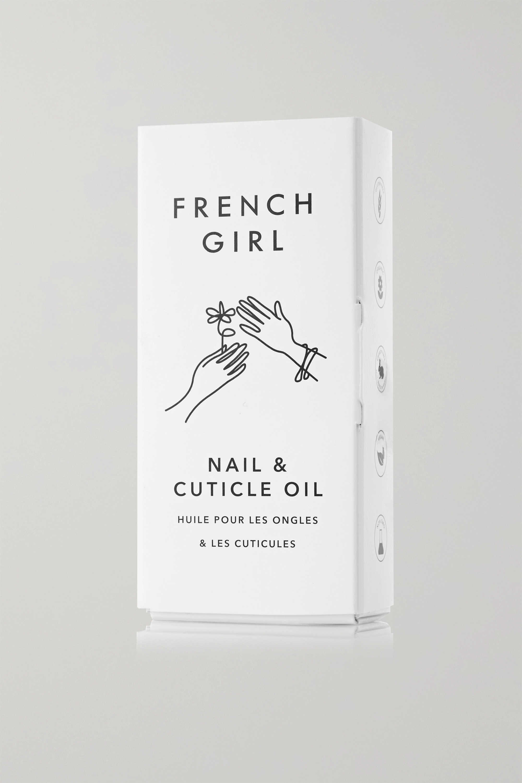 French Girl Organics Nail & Cuticle Oil, 9ml