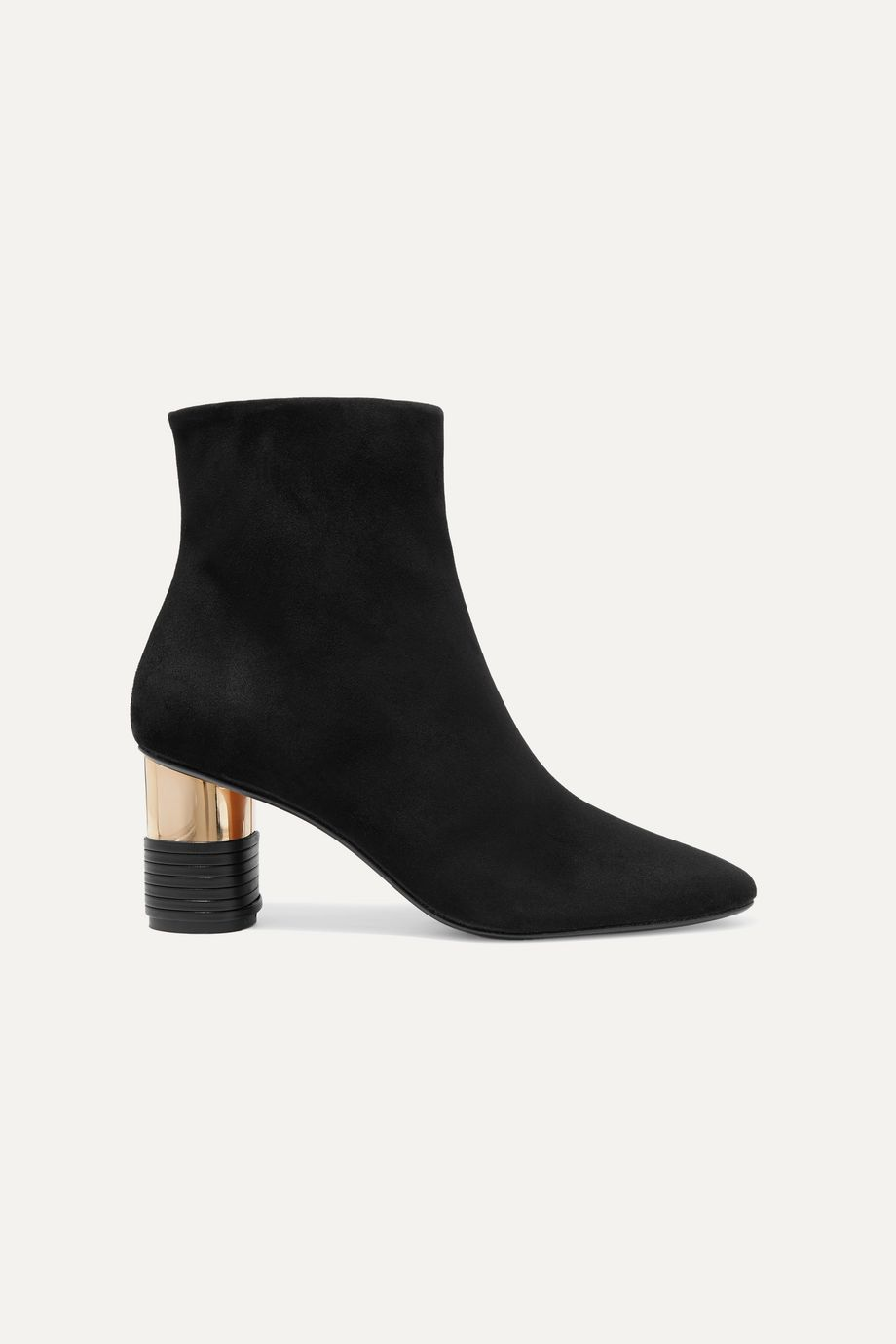 Souliers Martinez Asturias suede ankle boots