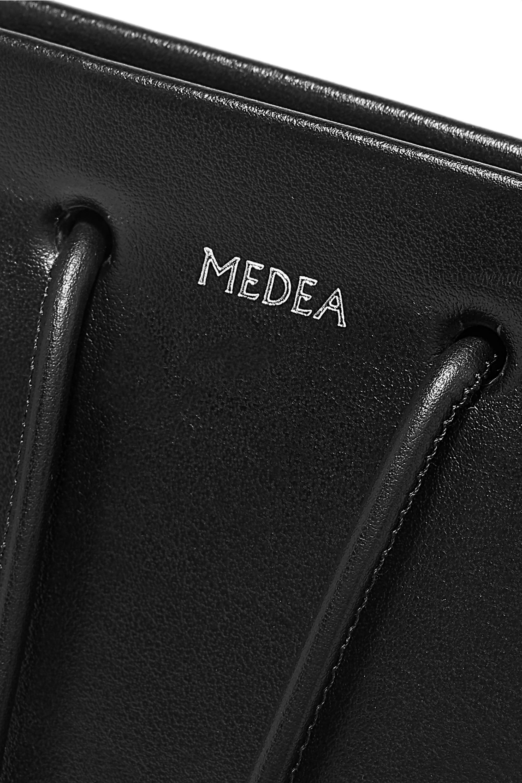 MEDEA Prima Short leather tote