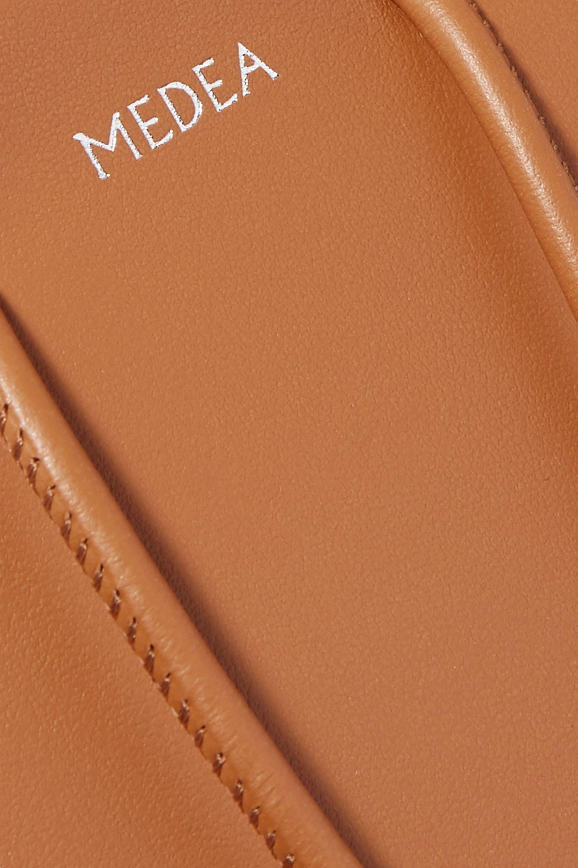 MEDEA Prima Short small leather tote