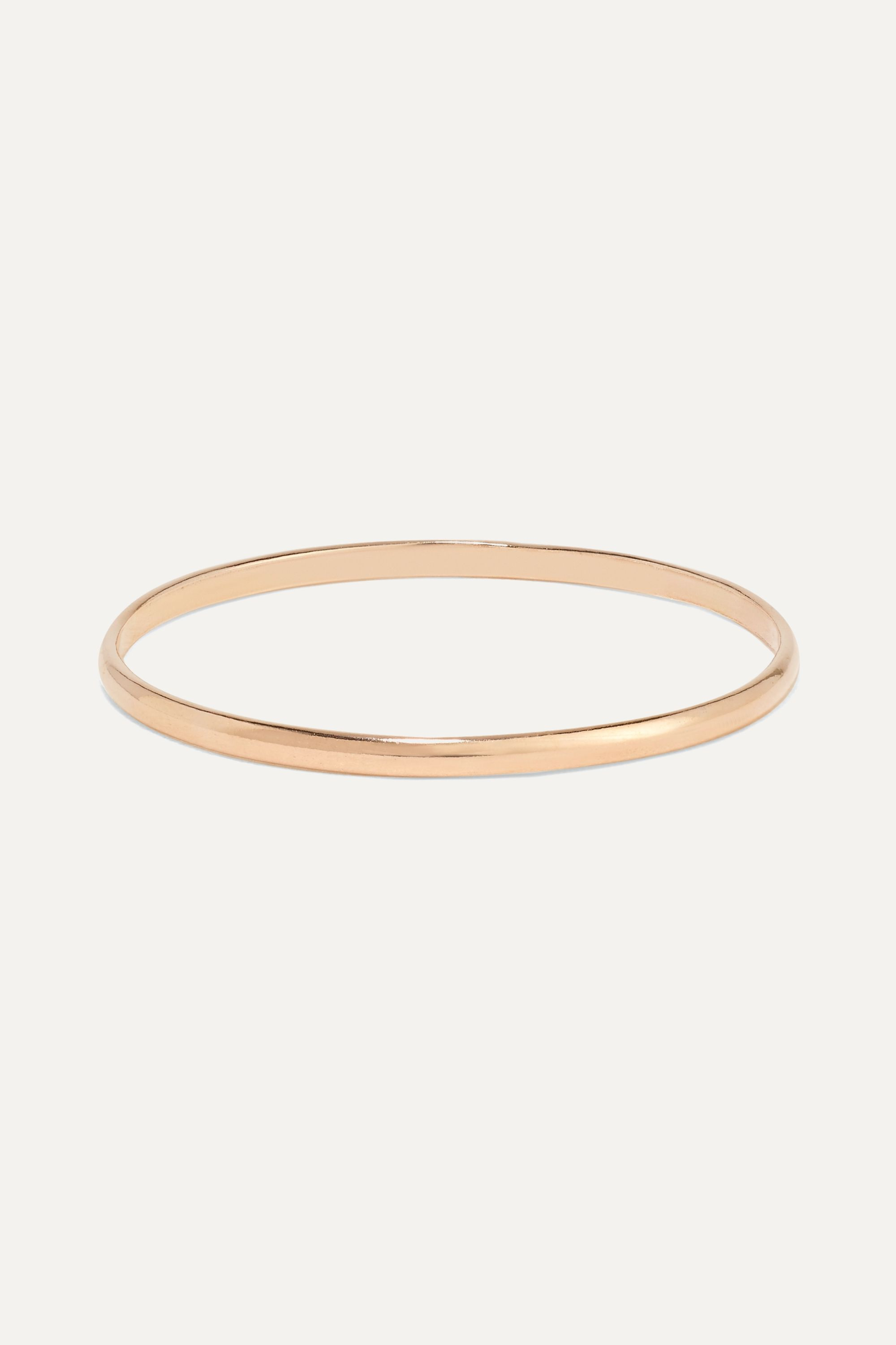 Catbird + NET SUSTAIN Mignon Memory 14-karat rose gold ring