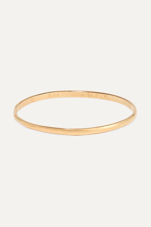 Catbird + NET SUSTAIN Mignon Memory 14-karat gold ring