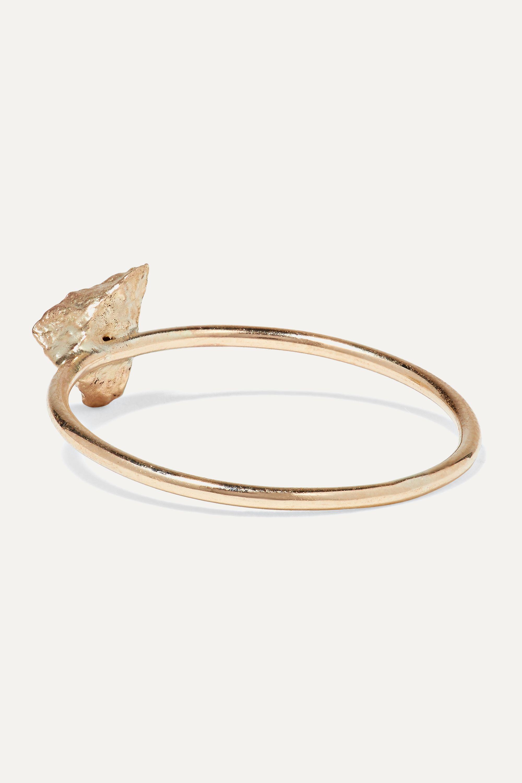 SARAH & SEBASTIAN Remnant gold ring