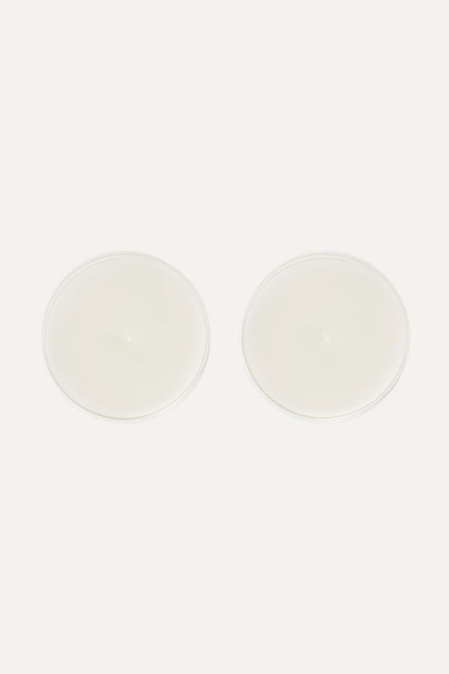 Diptyque Figuier and Cyprès set of two scented candles, 2 x 190g
