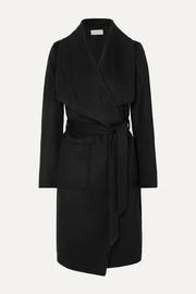 마이클 마이클 코어스 Michael Michael Kors Wool-blend wrap coat