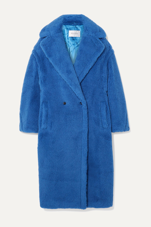 Max Mara Teddy Bear alpaca-blend coat