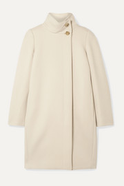 Max Mara Fire wool and cashmere-blend coat