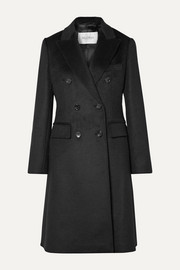 Max Mara Rigel double-breasted camel hair coat