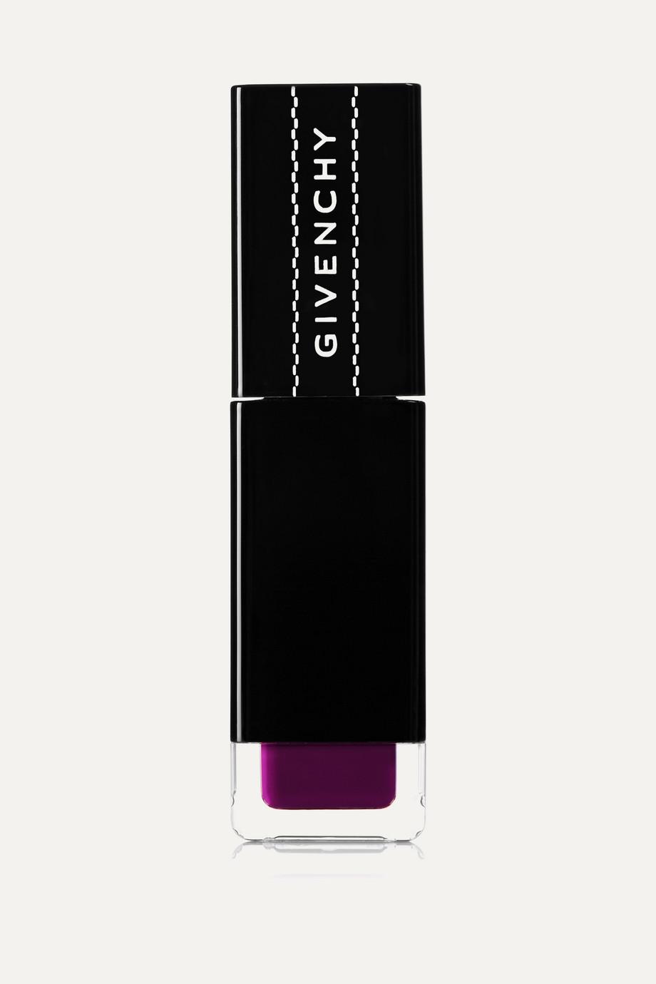 Givenchy Beauty Encre Interdite Liquid Lipstick - Purple Tag 04