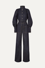 Anna Mason Jane denim jumpsuit