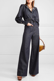 Jane denim jumpsuit