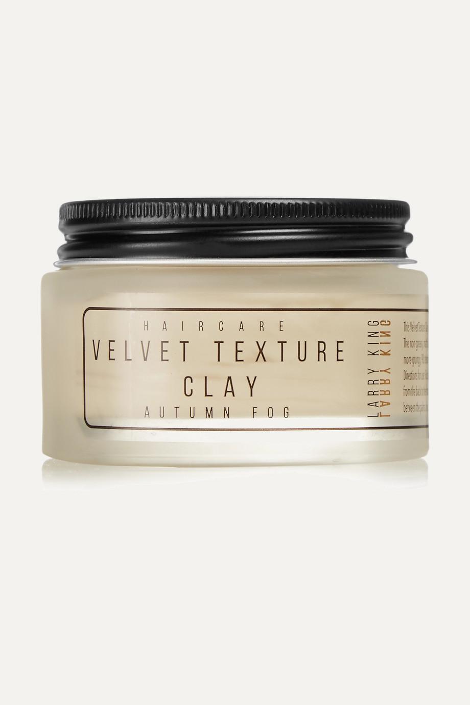 Larry King Velvet Texture Clay, 50 g – Haarwachs