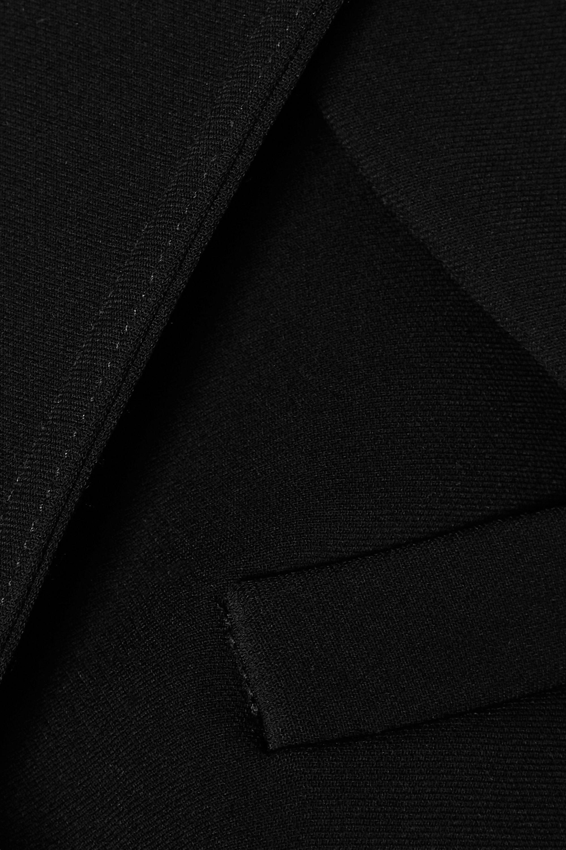 Peter Do Convertible cutout crepe blazer