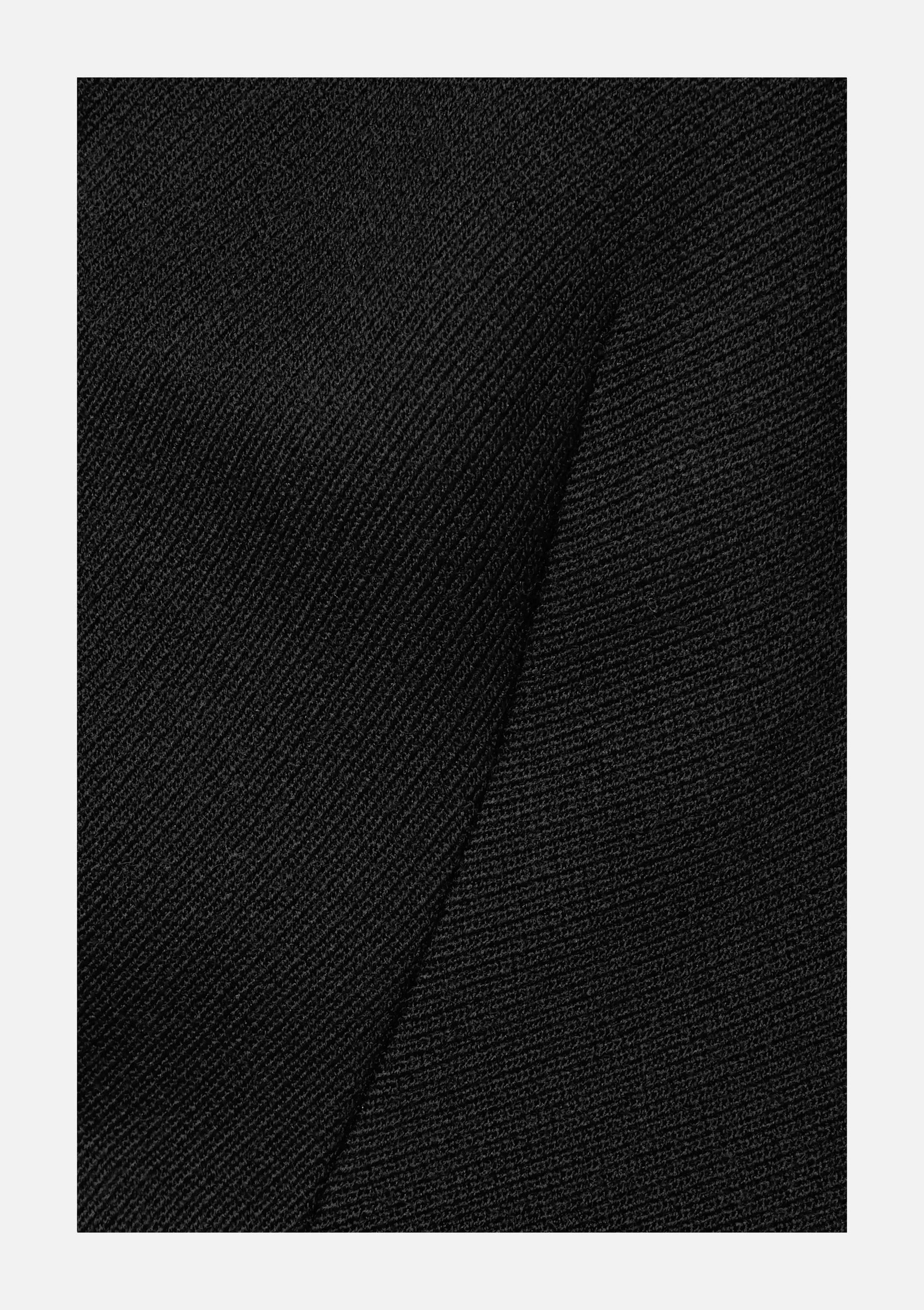 Prada Off-the-shoulder wool-twill bustier top