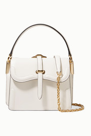 Belle small leather shoulder bag