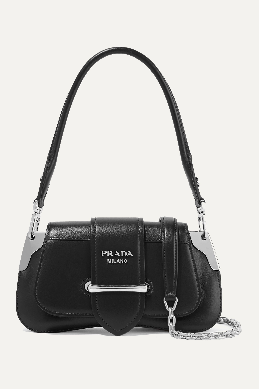 Prada Sidonie mini leather shoulder bag