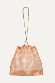 Balloon mini organza pouch